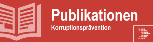 Linkbanner Publikationen Antikorruption